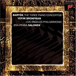 Bartok: The Three Piano Concertos