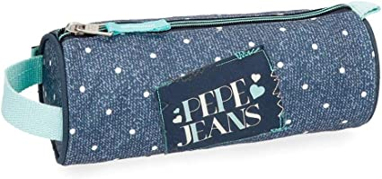 Pepe Jeans Olaia Blue Carry All: Amazon.es: Equipaje
