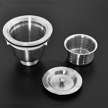 dometool UK Küche Badezimmer Abflüsse & Waschbeckensiebe Ablauf ...