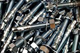 (8) Concrete Wedge Anchor Bolts 3/4 x 5-1/2 Includes Nuts & Washers