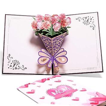 CTGVH Tarjetas de felicitación 3D, Tarjeta de cumpleaños ...