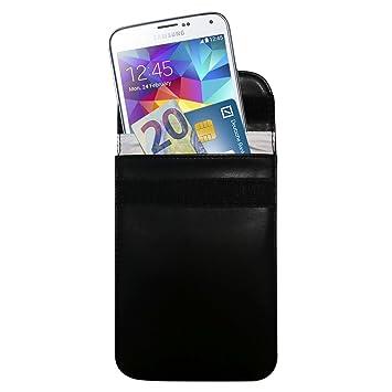 HMF 3404-02 Señal de Bloqueo de Bolsa para Smartphone, RFID Señal ...