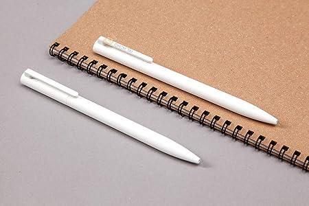 Xiaomi Gelschreiber 0,5 mm große Kapazität Schwarze Tinte Haltbarer Gel Pen 10X
