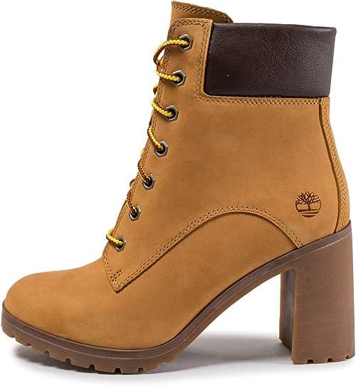 Por cierto Sucio Ganar control  Amazon.com | Timberland Womens Allington 6 inch Nubuck Boots | Ankle &  Bootie