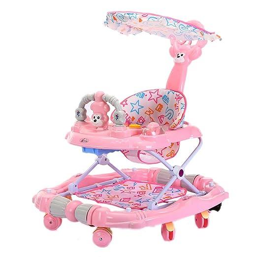 WAWDZG Andador 6/7-18 Meses Infantil Niño multifunción Rollover ...
