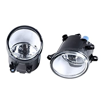 Complete Set Fog Lamps with H11 Bulbs For Toyota 4Runner Avalon Camry Corolla Highlander Matrix Prius Sienna Solara Tacoma Venza Yaris RAV4