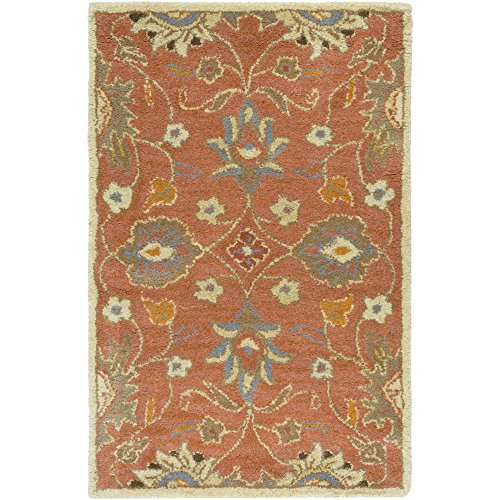 Surya Caesar CAE-1107 Hand Tufted Wool Classic Accent Rug, 2-Feet by 3-Feet