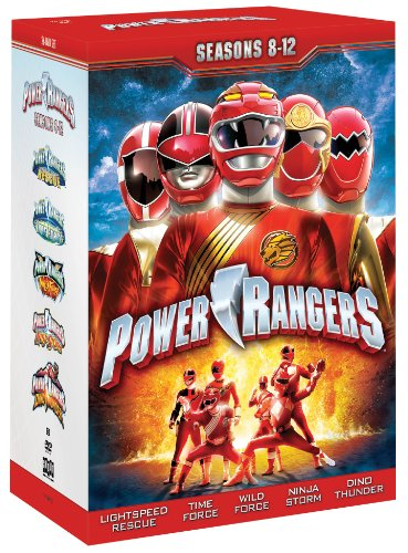 power rangers megaforce complete - 3