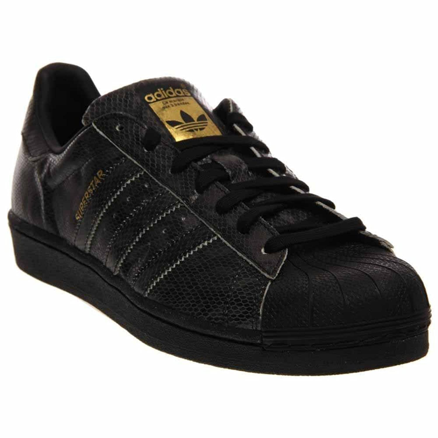 separation shoes df0ac d9f31 ... get amazon adidas superstar east river rivalry mens basketball shoes  b34376 core black core black gold