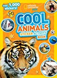 National Geographic Kids Cool Animals Sticker Activity Book, National Geographic Kids Staff, 1426311133