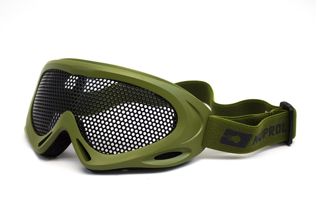 Nuprol Large Pro Mesh Pmc Safety Goggles Airsoft