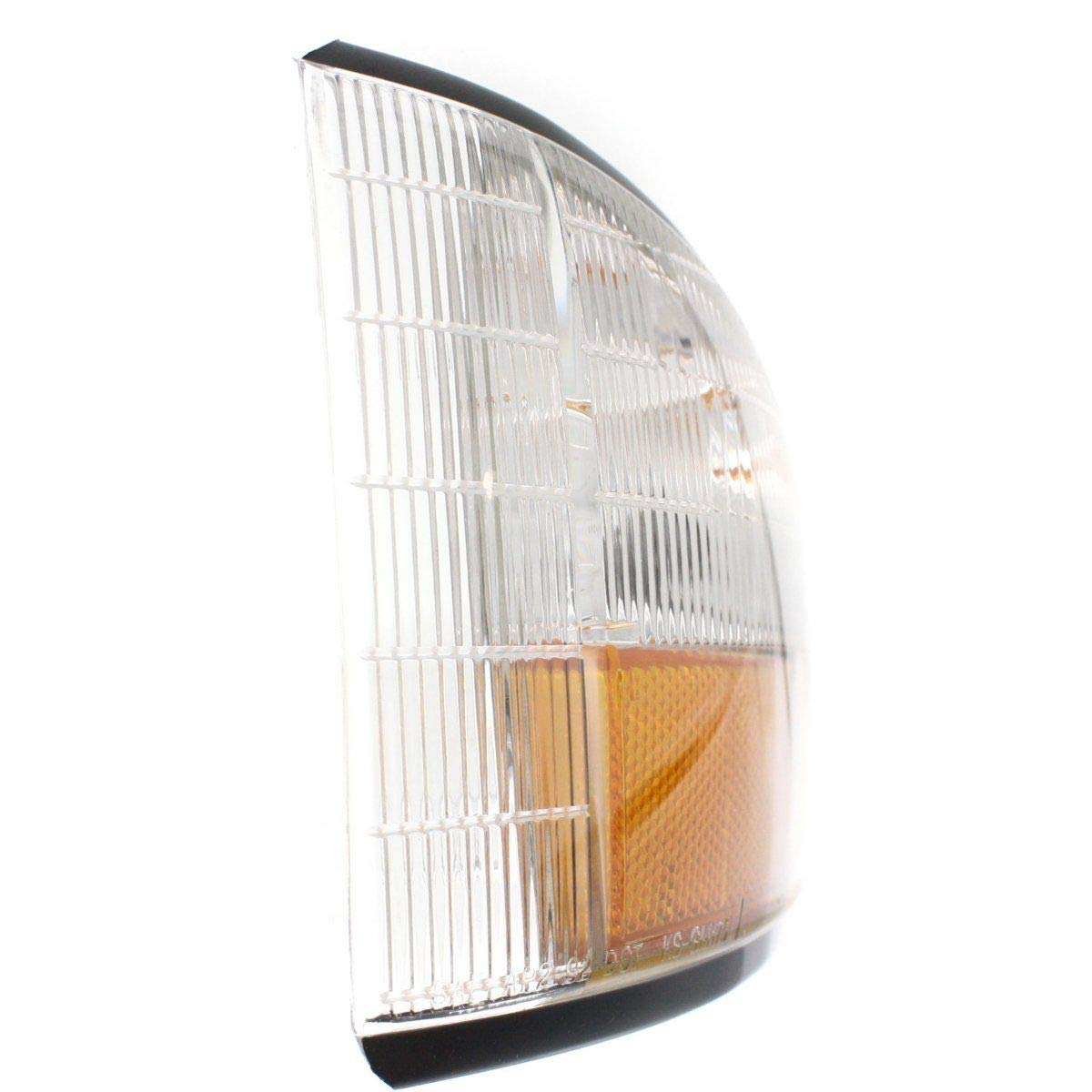 Corner Light For 92-95 Pontiac Bonneville Passenger Side Incandescent