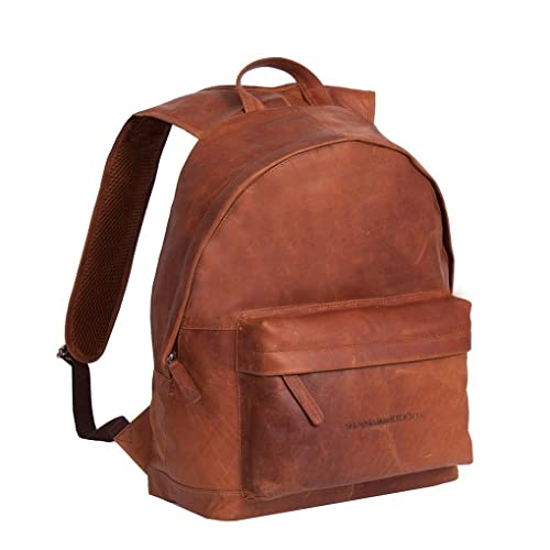 b1400aefeb0 The Chesterfield Brand Stirling Backpack leather 42 cm Notebook  compartment: Amazon.co.uk: Shoes & Bags