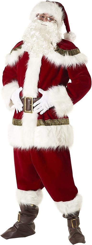 Morph Mens Mooning Santa Small