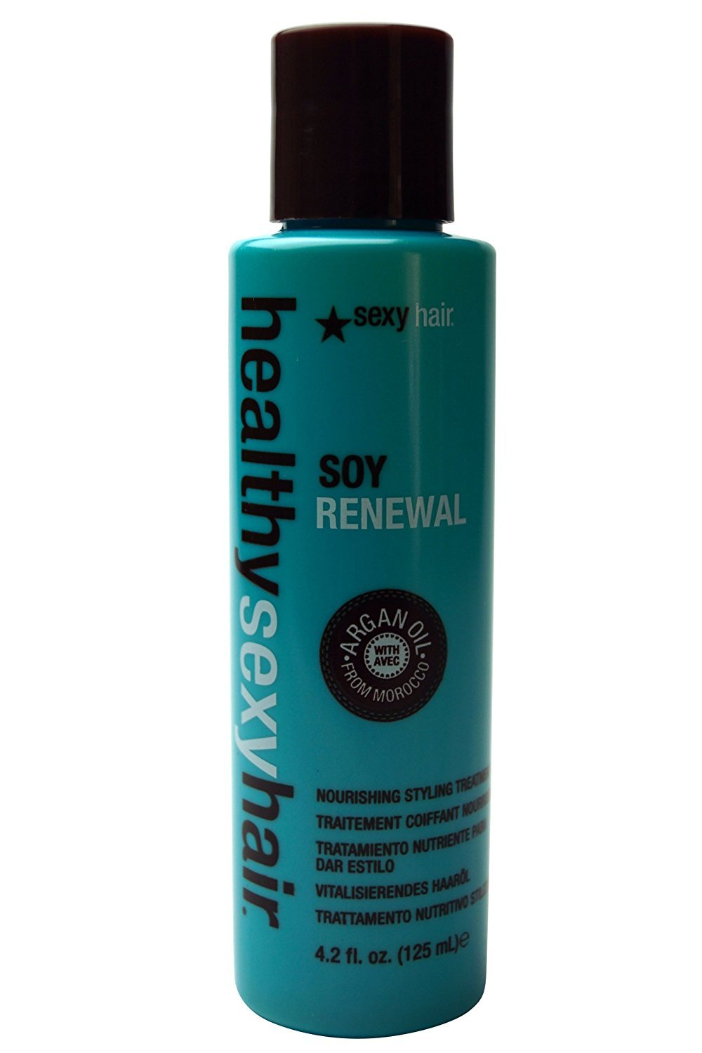 Sexy Hair Concepts Healthy Sexy Hair Soy Renewal Oil, 3.4 oz.