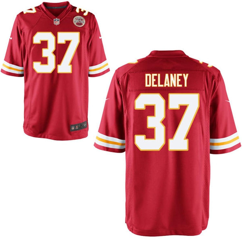 8e7ba1311 37 Joe Delaney Jersey Mens Football Jerseys Red Size 44 free shipping