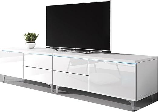 Domovero Stellar - Mueble para televisor (diseño Moderno, Color ...
