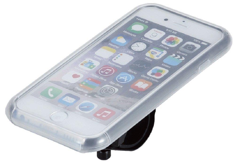 BBB Smartphone-Tasche Patron I6 BSM-03, schwarz-grau, inkl. Halterung