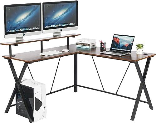 L-Shaped Desk Computer Corner Desk L Shaped Gaming Desk