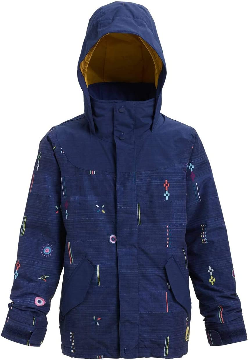 Burton(バートン) GIRLS ELODIE JACKET 13045104402 CAMP CRAFT/SPELLBOUND XL