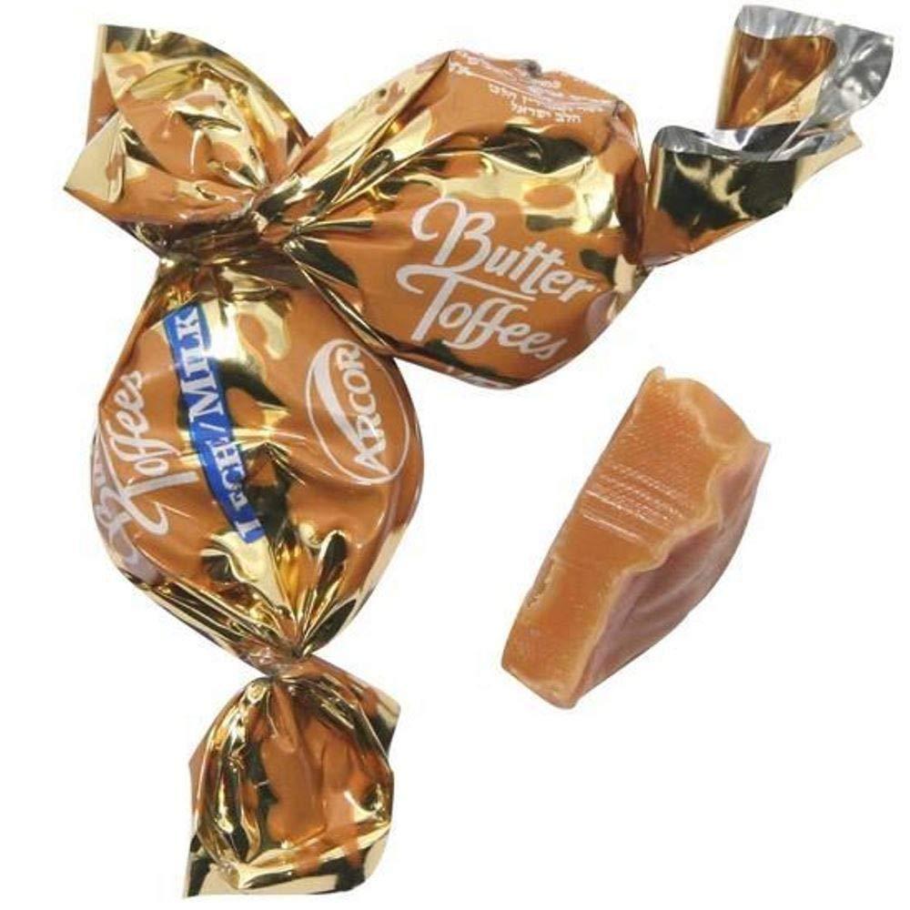 Amazon.com : Arcor Dulce de Leche/Caramel Butter Toffee 2lbs bulk : Grocery & Gourmet Food