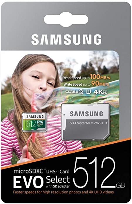 Samsung Mb Me32ga Eu Evo Select Microsdhc Green Computers Accessories