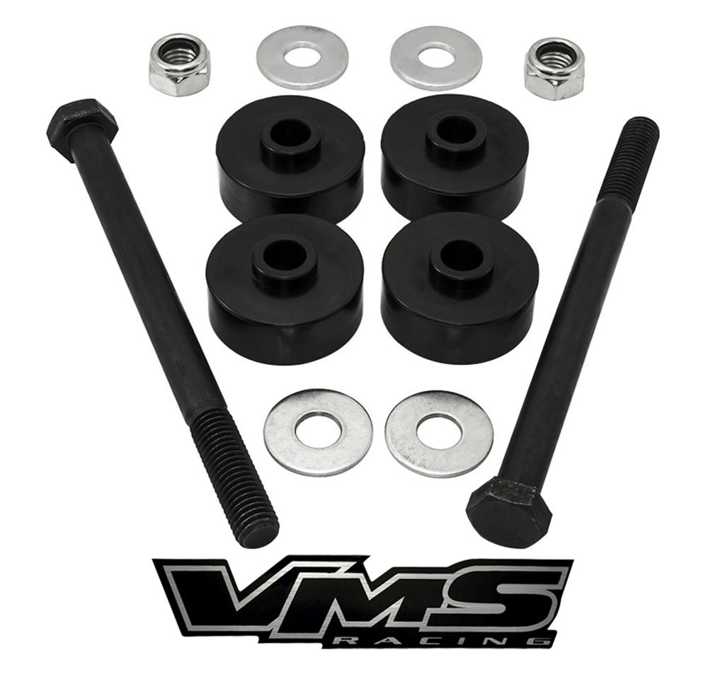 97-04 VMS Racing CORVETTE REAR LOWERING KIT REAR Bolts and Bushings for Chevy Chevrolet Corvette C5 1997-2004