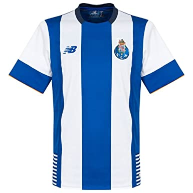 finest selection e9501 c5618 New Balance FC Porto 2015/16 Home S/S Football Shirt