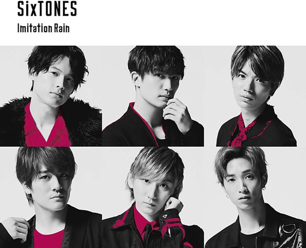 デビュー シングル Sixtones