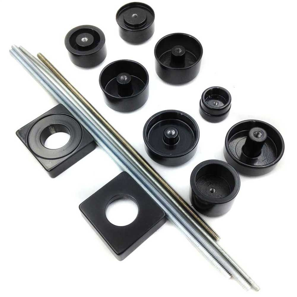 Yitong Motorcycle Fork Axle Caps Covers For Suzuki GSX-1300R Hayabusa GSXR1300 1999-2011 Black