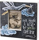 we made a wish and you came true - Primitives by Kathy We Made A Wish and You Came True Chalk Frame