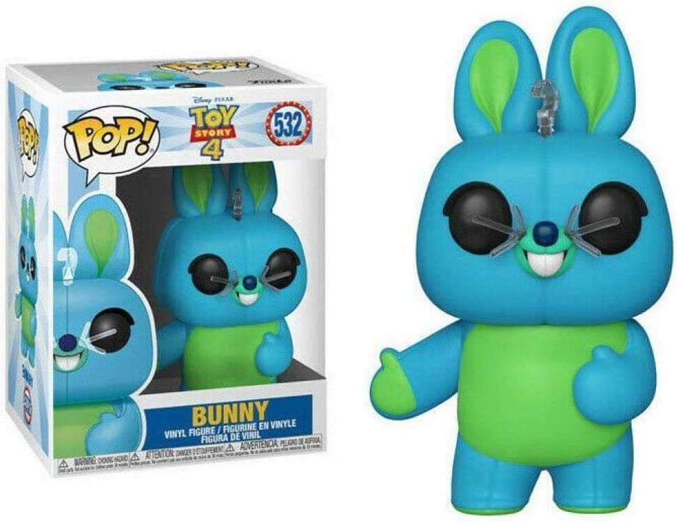 Bunny Vinyl Figure #532 Toy Story 4 Funko Pop