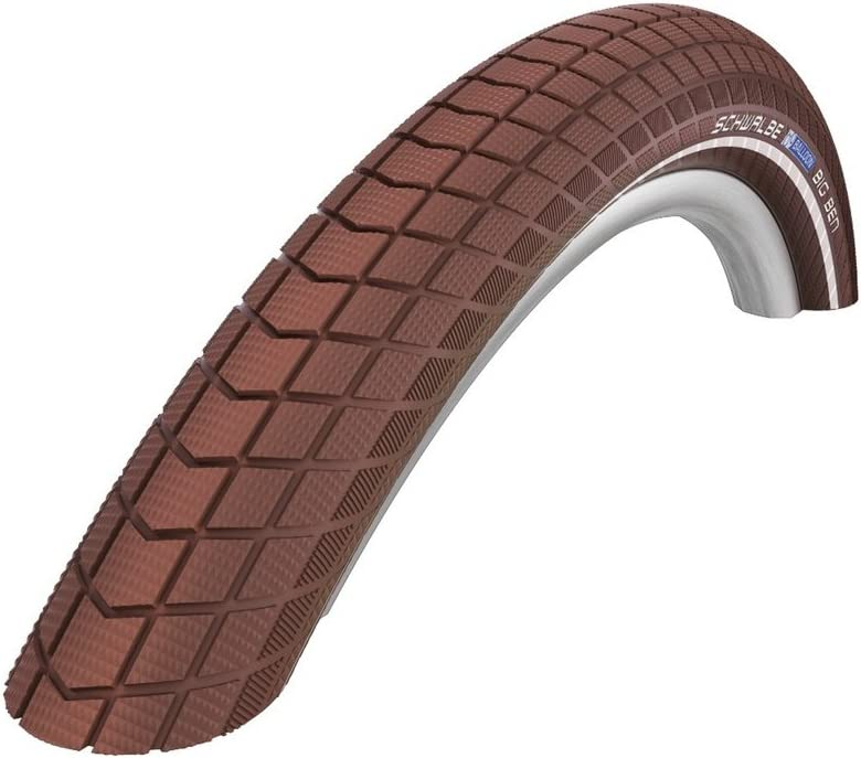 Wire Bead SCHWALBE Big Ben HS 439 Cruiser Bicycle Tire