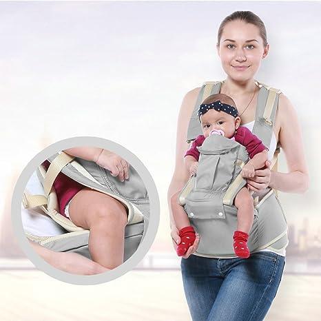 Carrito de bebé correa de cintura taburete ergonómico diseño tanto para niños y padres Ideal como