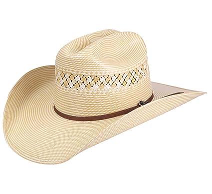 edd1ba5279a64 El General Men s Western Hat Sombrero 500X El Cartel Ventilado Ivory Wheat  (6 7