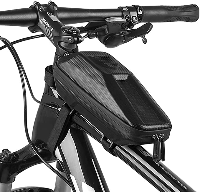 AZXAZ Bolsa Bicicleta, 1.6 L Bolsa Impermeable de Delantera de ...