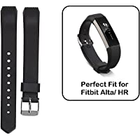 M@SKED® Replacement Wristband Silicon Strap for Fitbit Alta Band