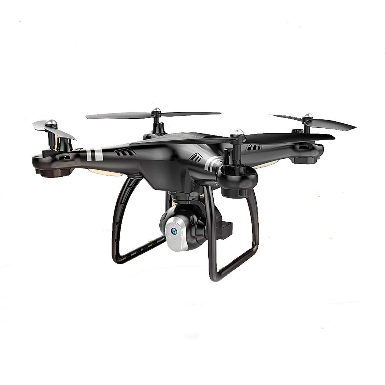 Ballylelly Drone RC X8 con la cámara HD 3MP Altitud Hold sin Cabeza Modo 2.4G RC Quadcopter