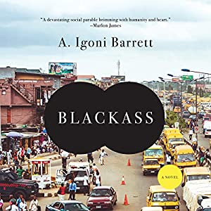 Blackass Audiobook