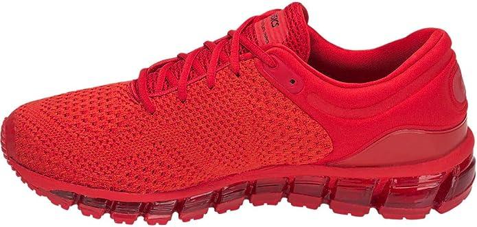Consciente de Mascotas represa  Asics Asics Gel-quantum 360 Knit 2 T840n-602, Men's Training Shoes, Red  (Red T840n-602), 6 UK (40 EU): Amazon.co.uk: Shoes & Bags