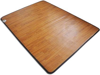 Kantoor Elektrische Vloerverwarming Pad Mobiele Vloer Lederen Verwarming Tapijt Thuis Woonkamer Yoga Voetverwarming Vloerverwarming Pad Koolstof Kristal Verwarmingslichaam Amazon Nl