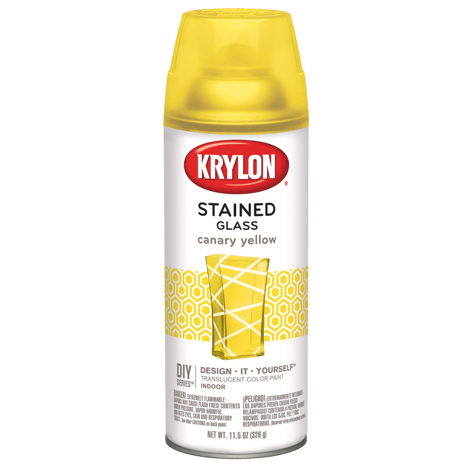 Krylon Stained Glass Paint.Details About Krylon Stained Glass Canary Yellow Aerosol Spray Paint 11 5oz Translucent Paint