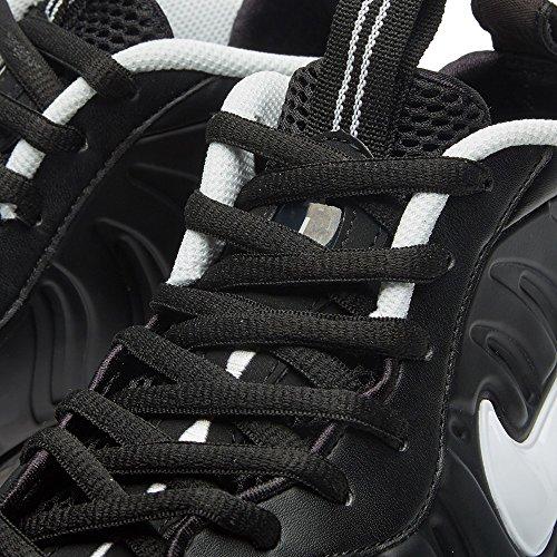 Nike 624041-006, Zapatillas de Baloncesto para Hombre Negro (Black / White / Black)