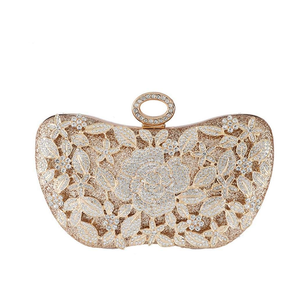 Clutches Purse Crystal...