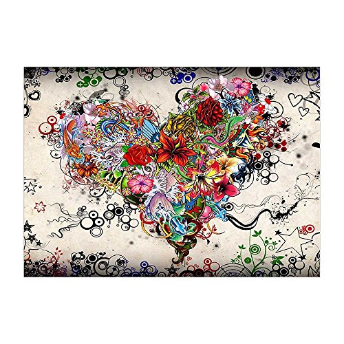 - DIY 5D Diamond Painting by Number Kit for Adult, Full Drill Diamond Embroidery Dotz Kit Home Wall Decor-16x12?