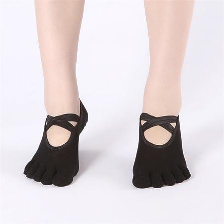 Calcetines de Deporte Calcetines Yoga Ballet Antideslizante ...