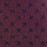 32 oz. Pontoon Boat Carpet - 8.5' Wide x Various Lengths (Choose Your Color!) (Burgundy, 8.5' x 20')