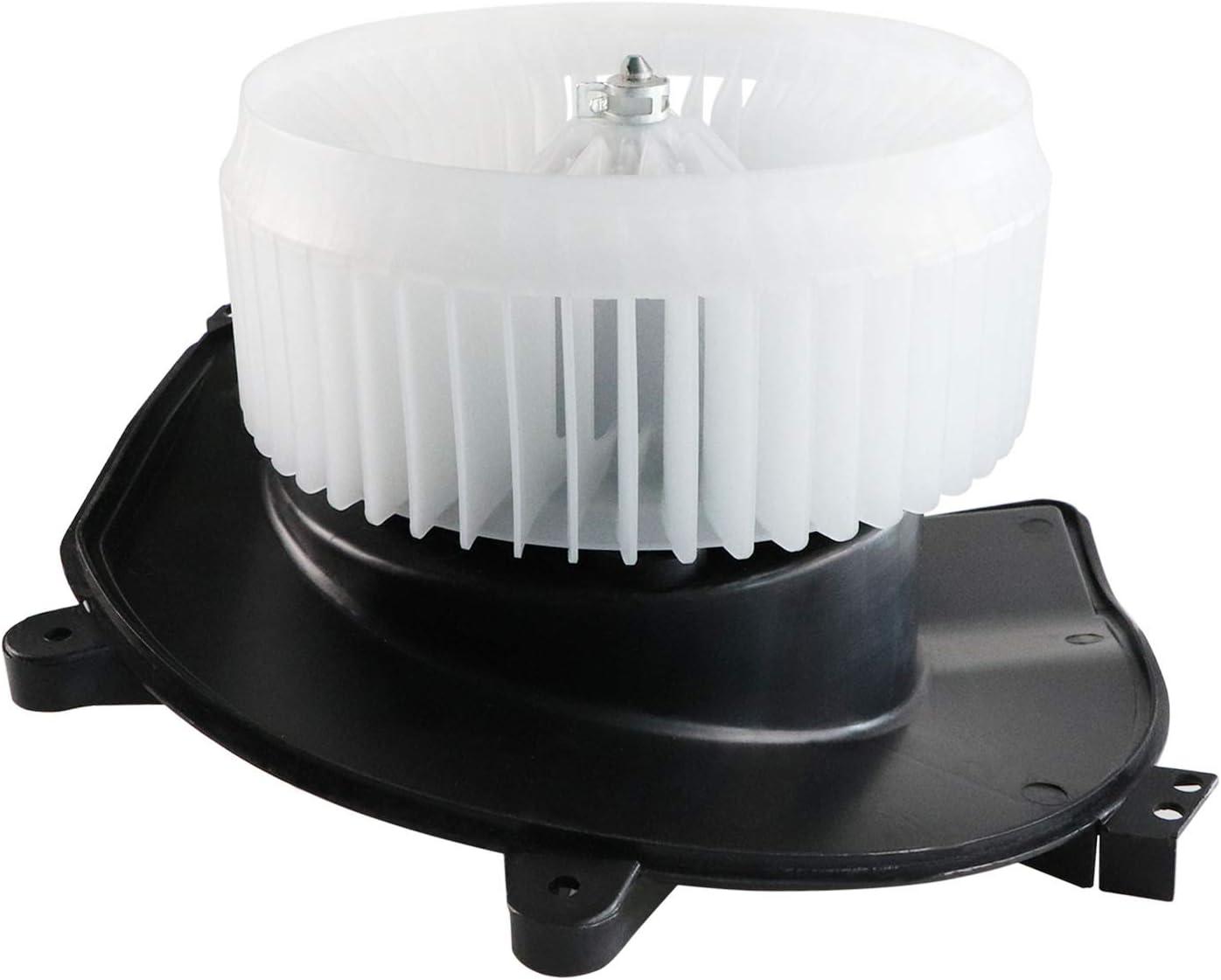 Replaces 89018521 700110 GM3126126 ABS Heater Blower Motor Fan Fits for Buick LeSabre//Cadillac Deville//Pontiac Bonneville 2002 2003 2004 2005 Oldsmobile Aurora 2002-2003 Cadillac Seville 2003-2004