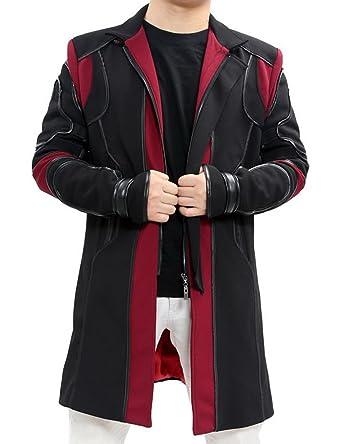 Disfraz de hombre Hawkeye perchero de pared de chaqueta de ...