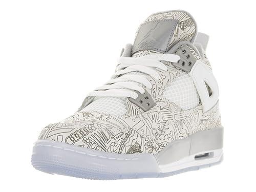 Scarpe Nike Retro Jordan Air Bambino Bg 4 Amazon Laser Sportive wOOYqZH